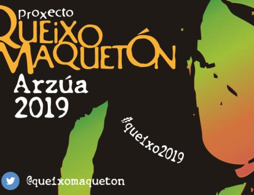 """BASES CONCURSO DE MAQUETAS """"QUEIXO MAQUETÓN"""" 2019"""