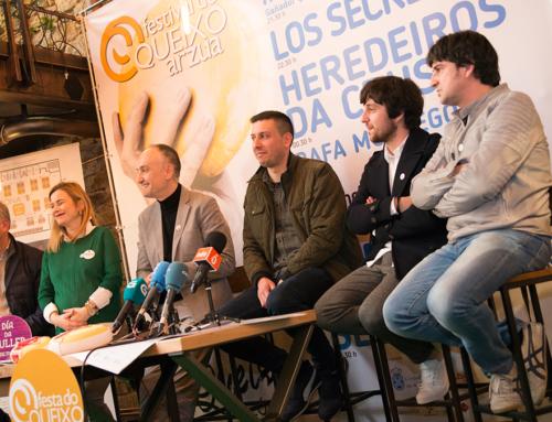 HOXE PRESENTAMOS O #QUEIXO2019!