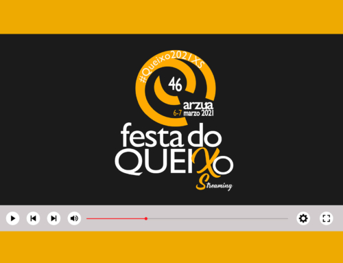 A FESTA DO QUEIXO 2021 CELEBRARASE EN MARZO EN STREAMING