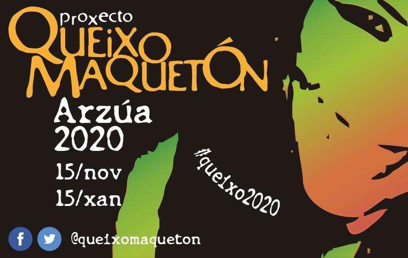 BASES CONCURSO DE MAQUETAS «QUEIXO MAQUETÓN» 2020